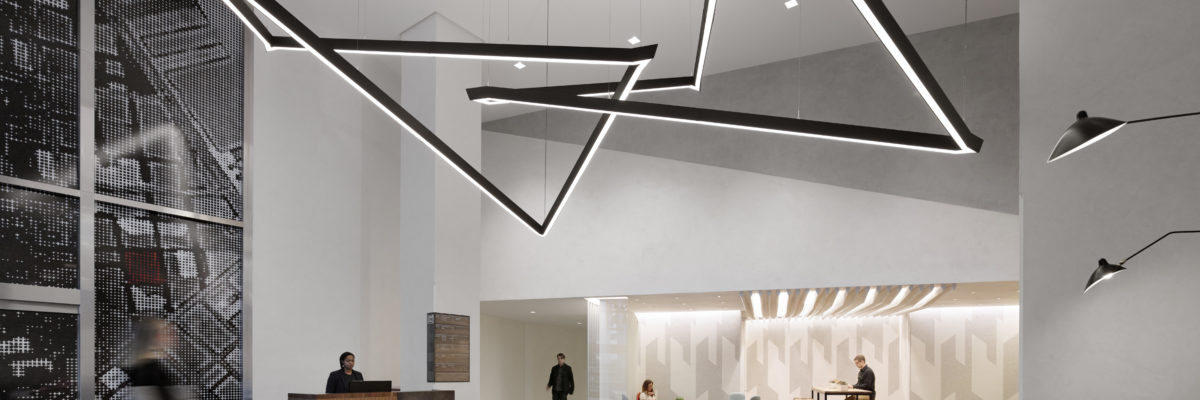 Reception design checklist, reception desk, atrium, love your workspace