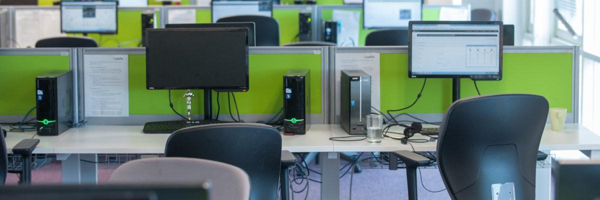 Qualifa, love your workspace, brighton