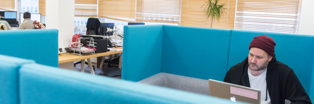 Love your workspace, office furniture, Net Natives, Jollywise, office design