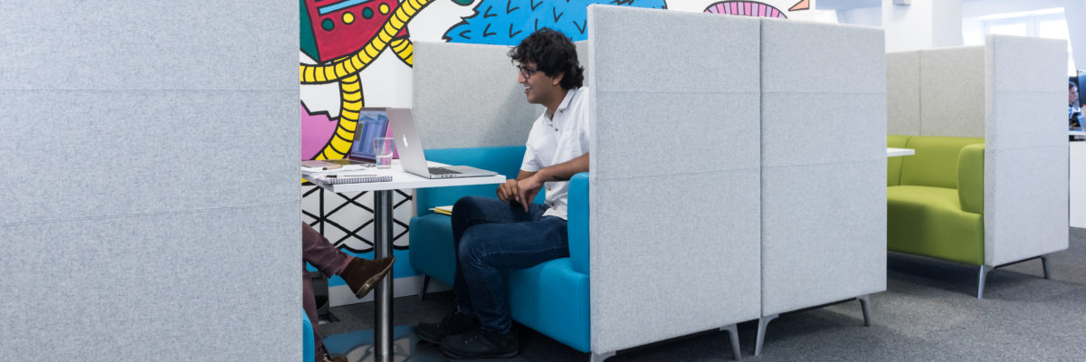 Net Natives, office furniture, Net Natives, Case study, 2015