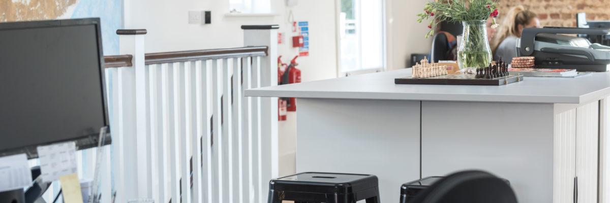 Love Your Workspace, office furniture, Brighton, 2015