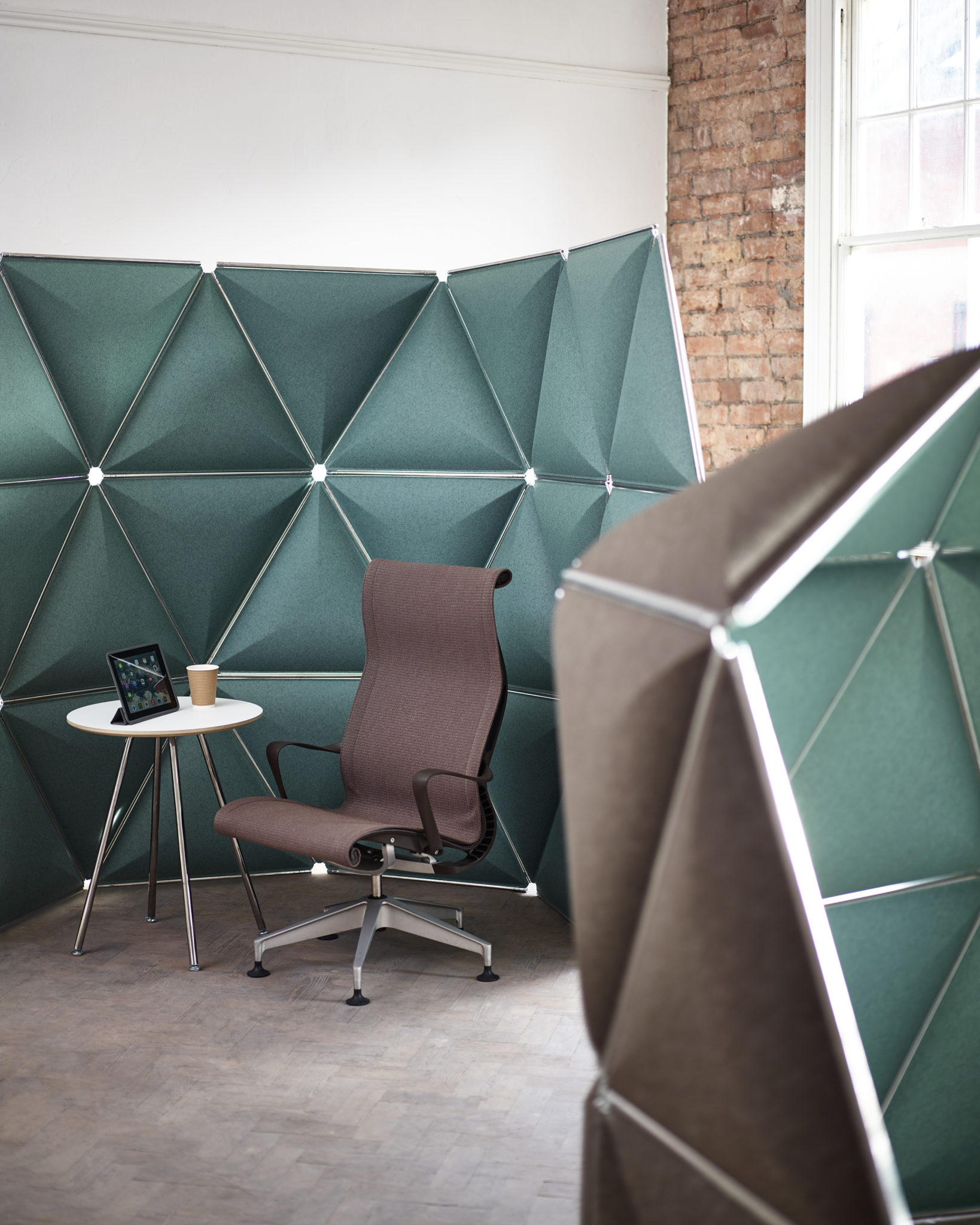 kivo, herman miller, love your workspace, uk, meeting space design