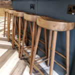 bar stools, office, The foundry, brighton, coworking, superengaged, nikki gattenby, book, amazon, propellernet