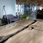 Meeting room table, The foundry, brighton, coworking, superengaged, nikki gattenby, book, amazon, propellernet