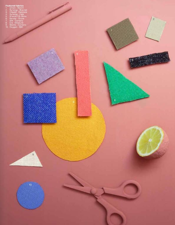 Office interior design, fabric trends, office fabrics, 2020, 2019, london, brighton