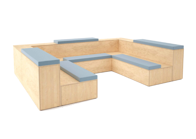 auditorium seating, staggered seating, meeting space,brighton