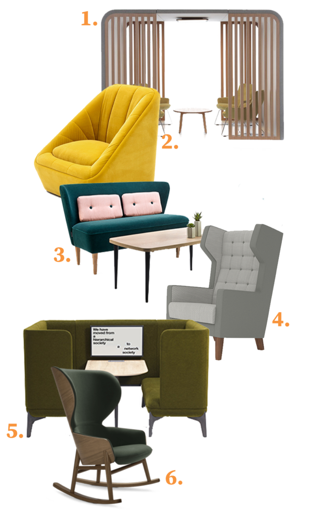 Hygge office furniture